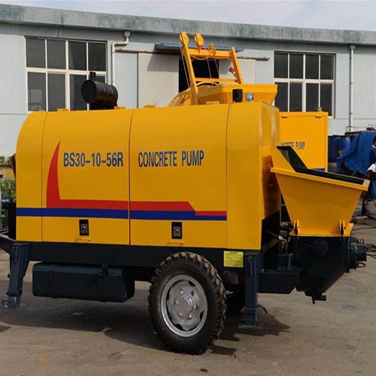 30小型细石砂浆输送泵 30立方输送量的混凝土浇筑机械泵 厂家直销