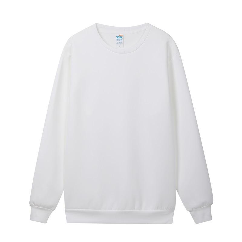 卫衣太空棉圆领广告加绒定制logo同学聚会文化衫班服定做印字图97