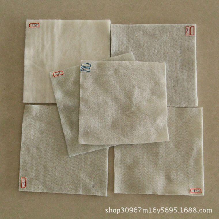 厂家生产土工布防隔离用土工布 短纤针刺土工布 量大质优