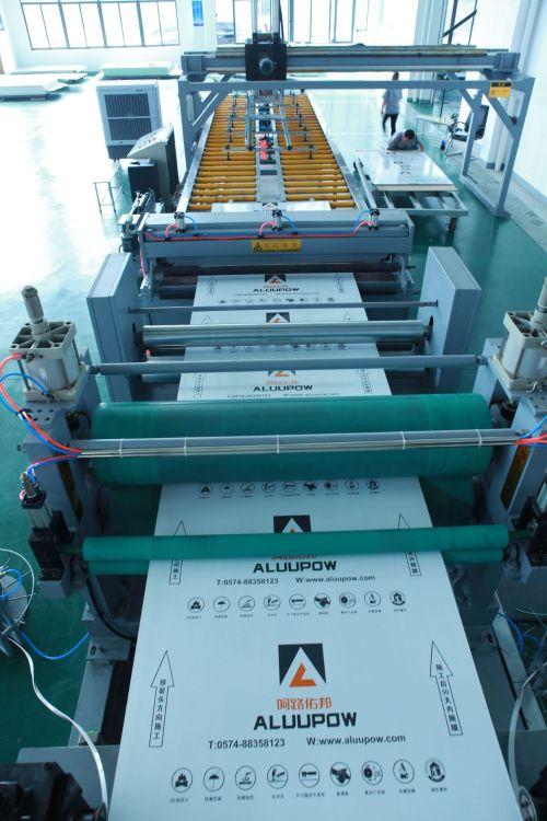 宁波A2级防火铝复合板 氟肽4mm/0.50mm 质量保证,国内外证书检测