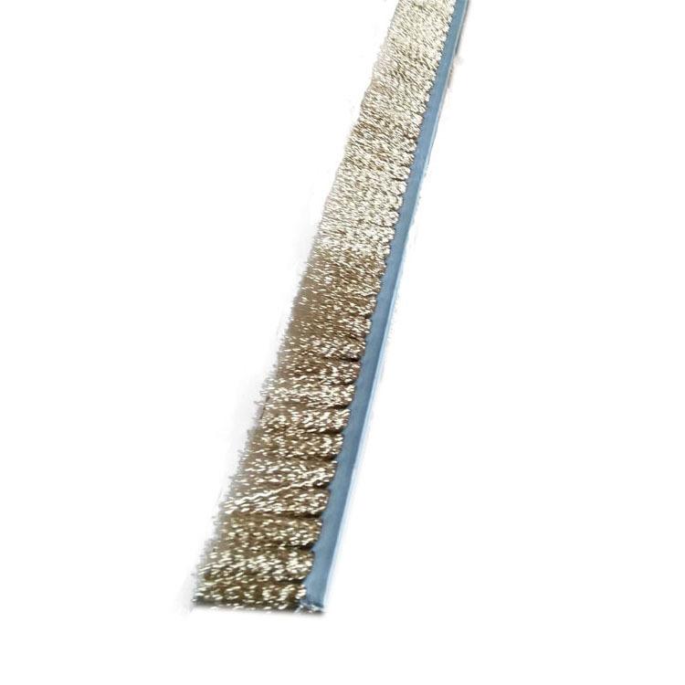 不锈钢条刷价格/扶梯条刷供应商/不锈钢条刷批发厂家