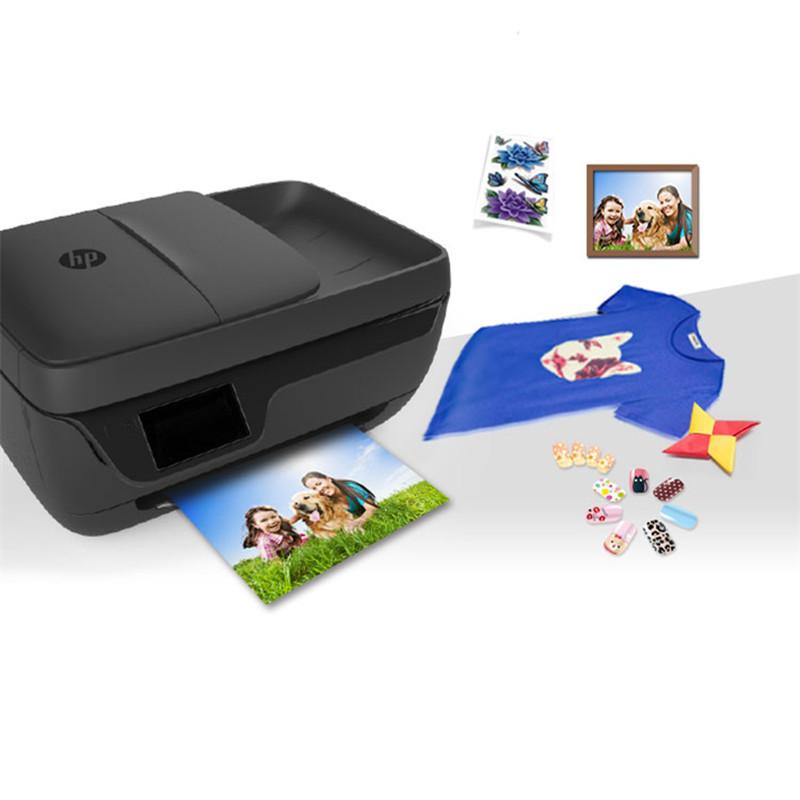 彩色喷墨打印复印一体机 多功能传真机 实物扫描 家用办公学生用