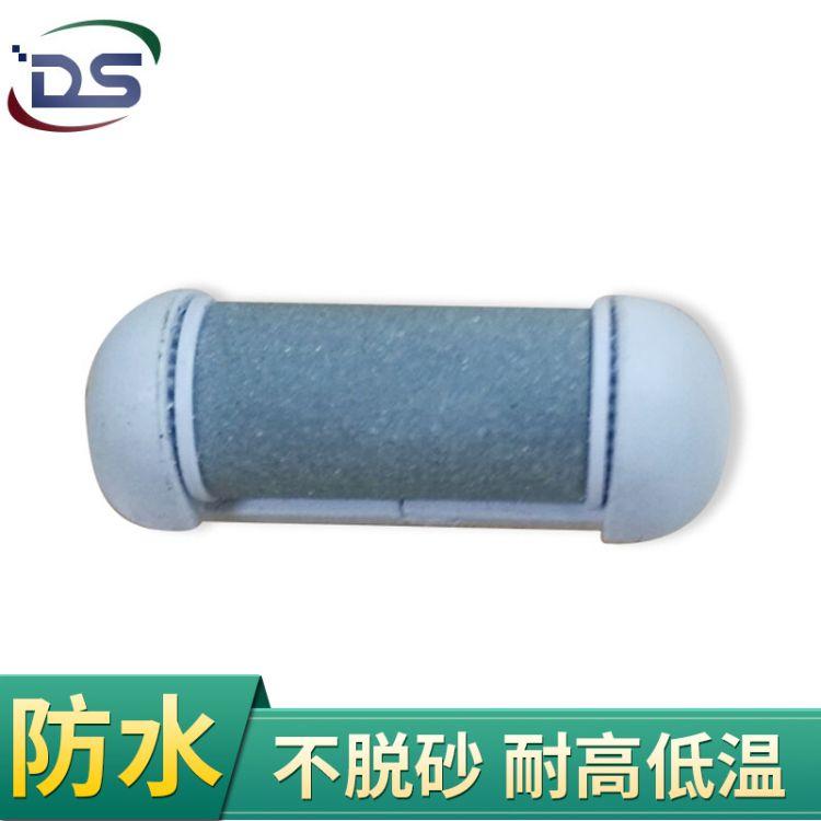 鼎胜 磨脚器磨头塑胶件喷砂上砂加工生产ABS塑胶件喷砂加工