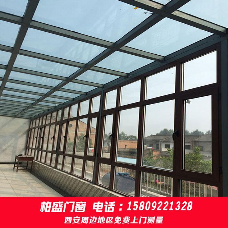 厂家直销定制阳光房钢结构 夹胶安全玻璃钢结构玻璃
