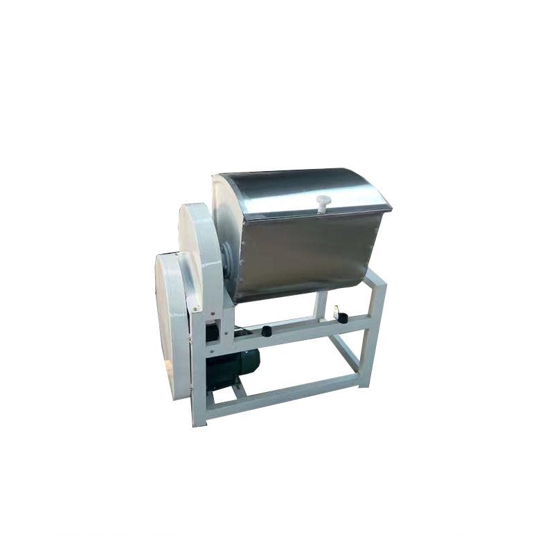 厂家直销卧式和面机 商用电动简装和面机小型面粉搅拌机