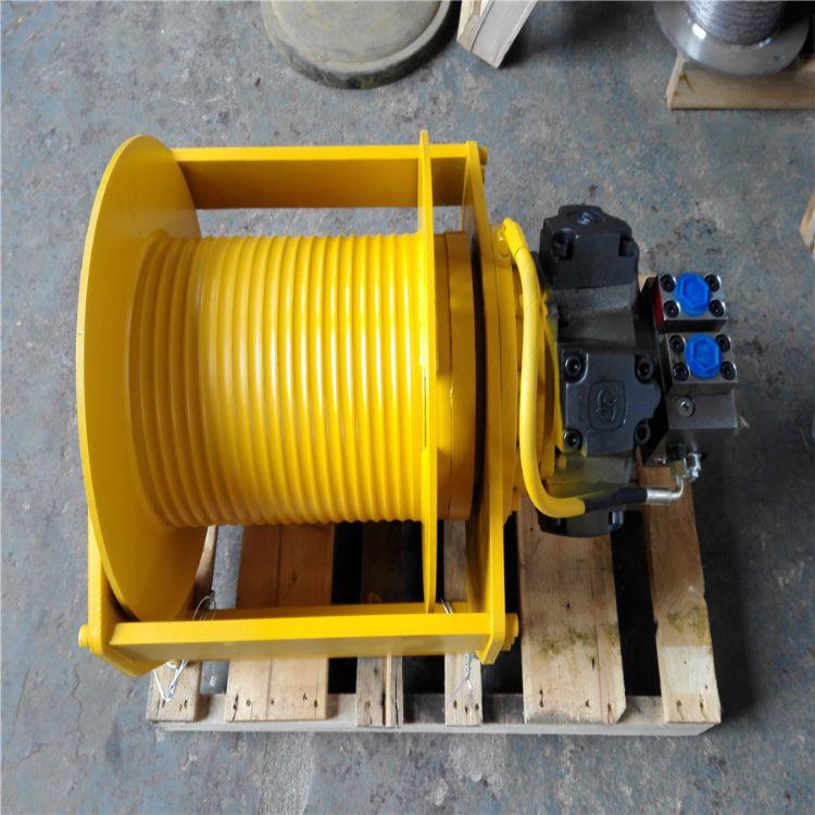 济宁泰瑞达 4吨液压绞车 卷扬机生产厂家 配置压绳器 质保一年