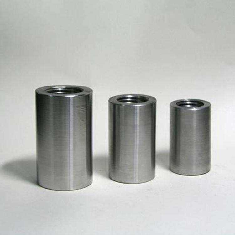 廠家直銷鋼筋套筒 國標鋼筋套筒  鋼筋套筒價格  重慶鐵源 量大從優