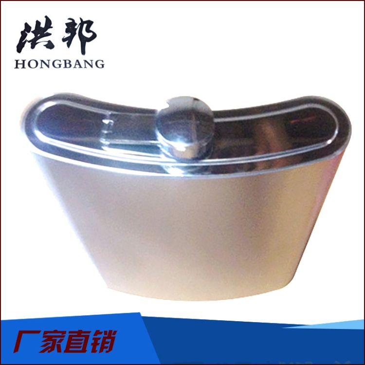 供应不锈钢小酒壶 户外易携小酒壶方便轻巧 美观不锈钢中式小酒壶