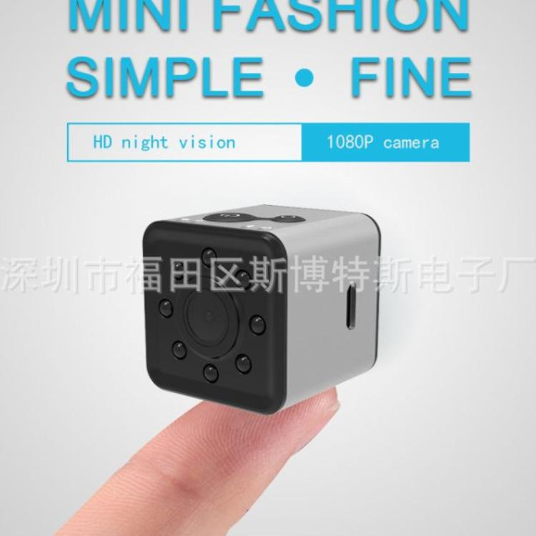 SQ13 Mini WIFI Camera HD Waterproof Night Vision Micro SQ12