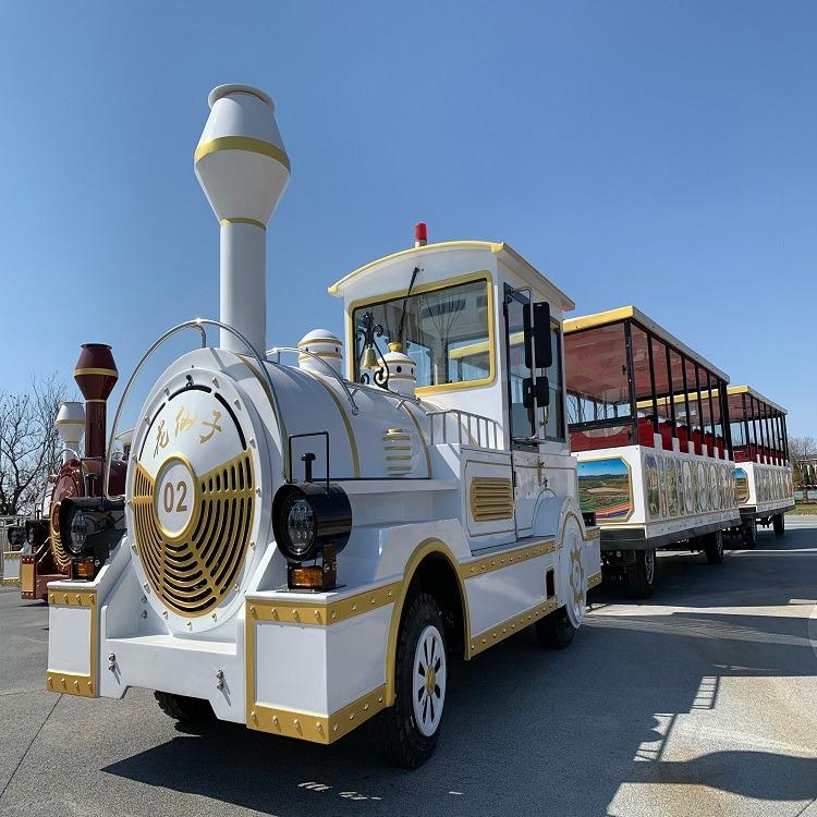 景區觀光小火車價格 兒童小火車 軌道小火車觀光吸引物