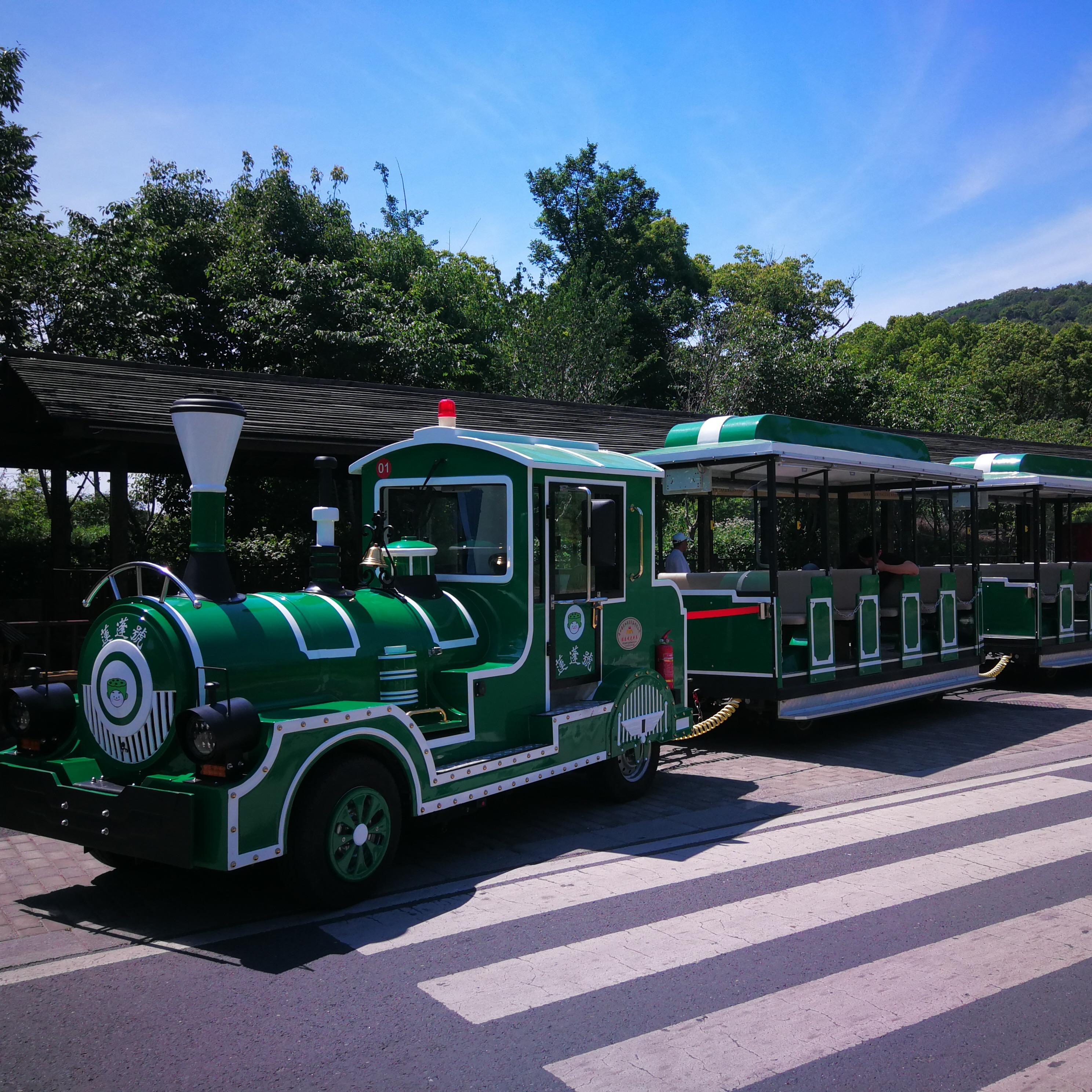 長和游樂 景區觀光小火車 豪華商場小火車 森林觀光小火車
