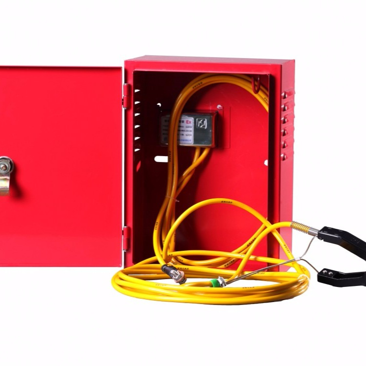 米昂电子厂家直供 固定式静电接地报警仪 SP-E2型移动式静电接地报警器价格优惠多