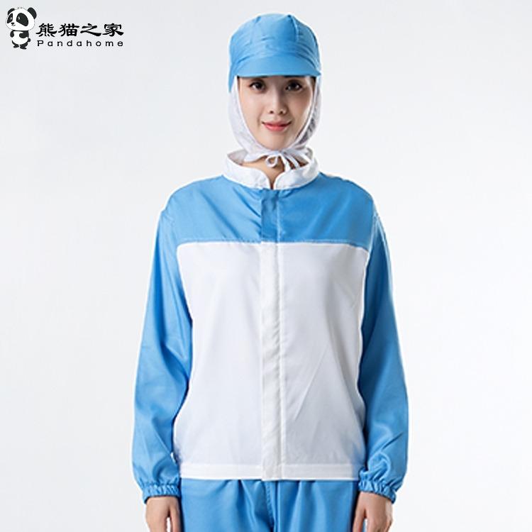 出口日本食品车间熊猫之家食品工作服
