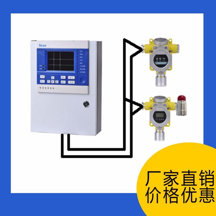 米昂电子厂家直供 空调厂气体泄漏报警器 RBT-6000-ZLGM二氟甲烷气体报警器智能监测
