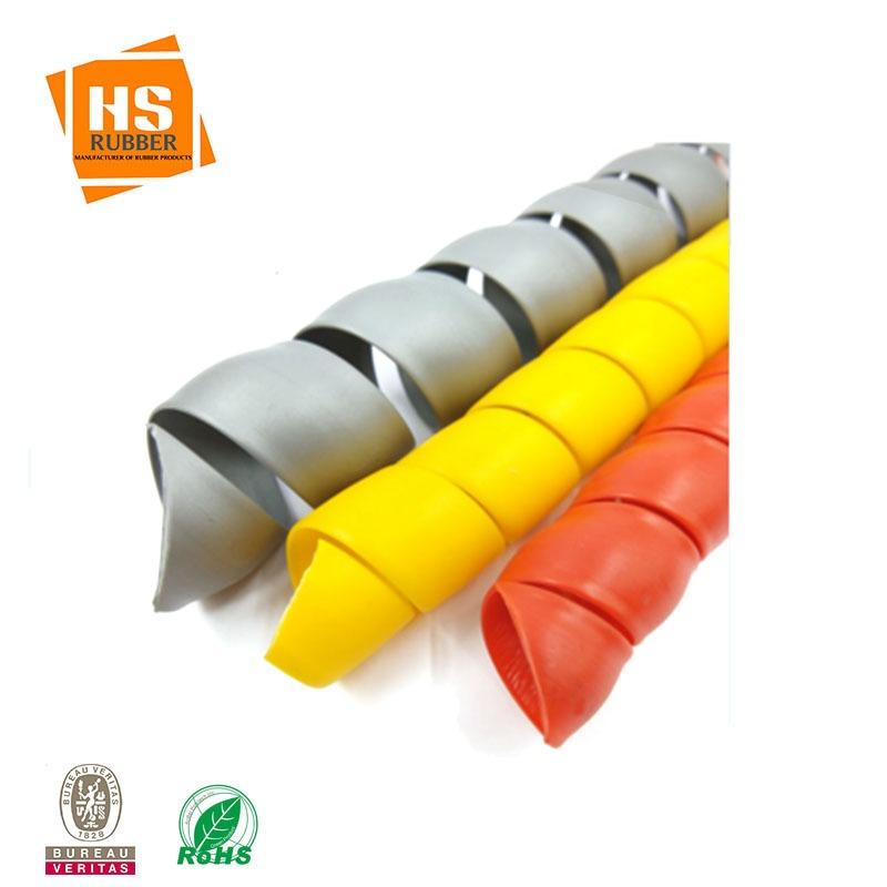 螺旋油管�;ぬ� 液压胶管螺旋防护套管 PP电线�;ぬ�  高压胶管�;ぬ�  电缆螺旋套管