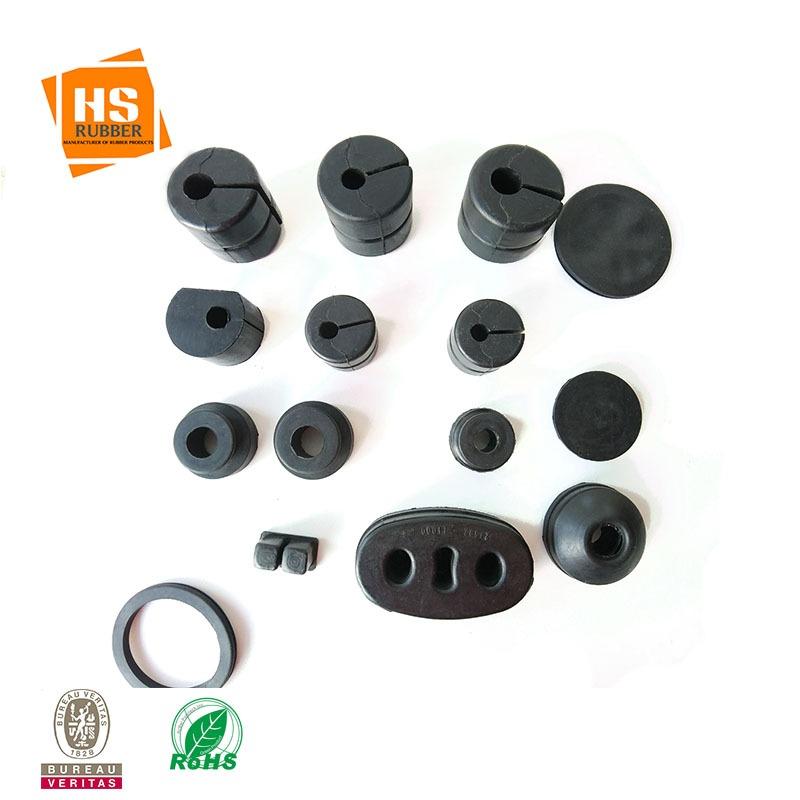 三元乙丙橡胶件 模压制品 气泵皮碗 橡胶圆柱 橡胶条