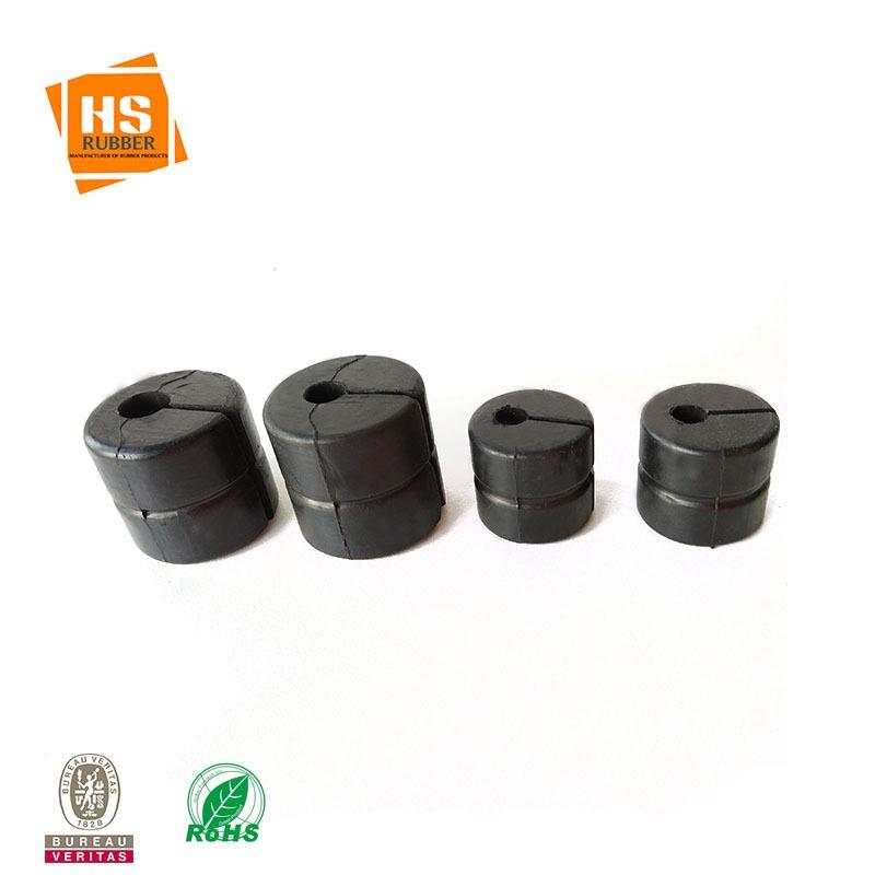 天然橡胶减震块 振动筛减震柱 机械配件 压缩机制冷降温设备橡胶减震块