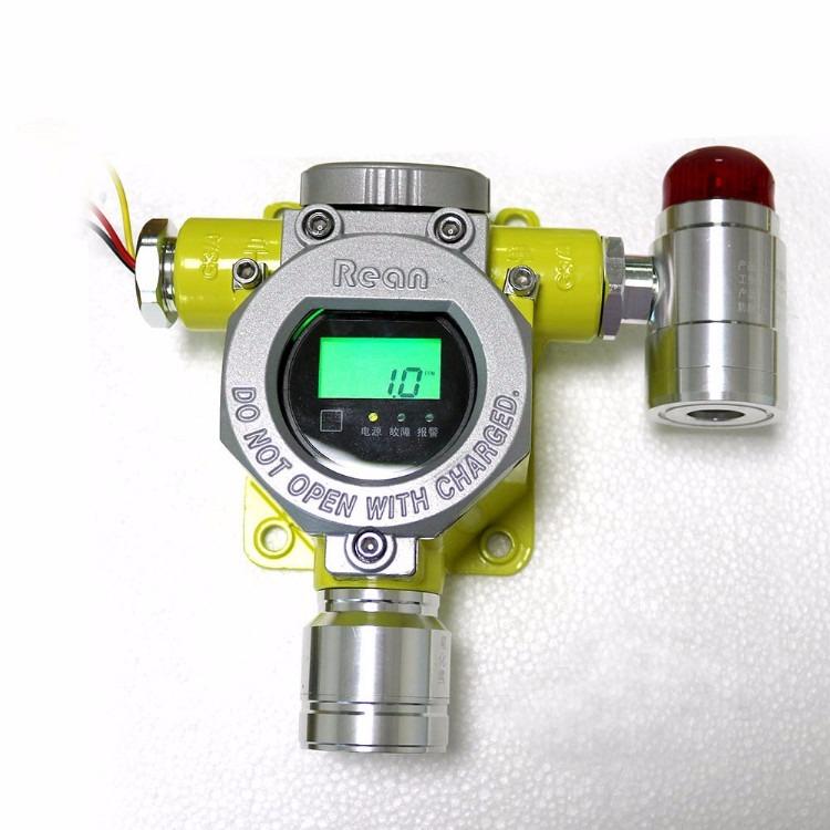 米昂电子厂家直供  三线制可燃有毒气体探测器  现场显示声光报警 产品质量保证