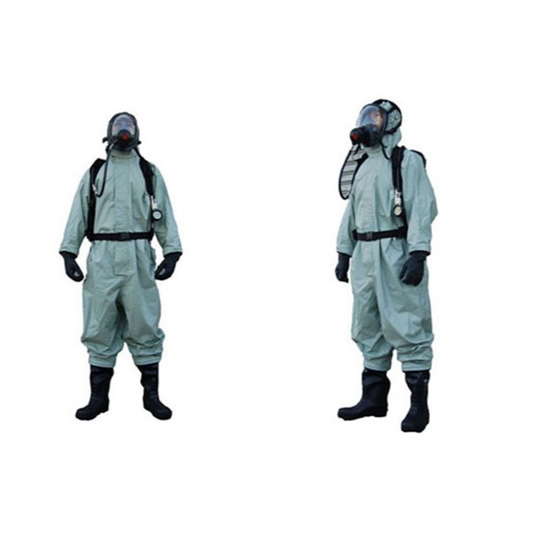 米昂电子厂家直供  RHFIA内置式重型防化服 全封闭重型防化服 产品可靠性高
