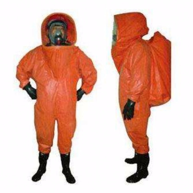 米昂电子厂家直供 RHFIA型防液氨重型防化服 全封闭重型防化服 内置空气呼吸器