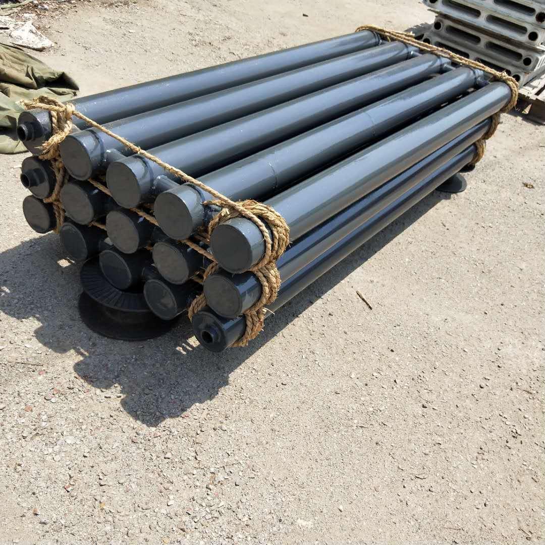 光排管散熱器 鋼制散熱器 養殖畜牧專用散熱器 D108*3.5散熱器 雙寧