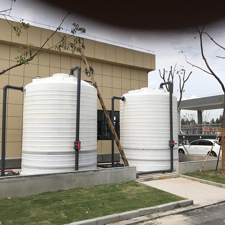 20吨塑料水箱耐冷冻耐碰撞 3立方PE水箱报价