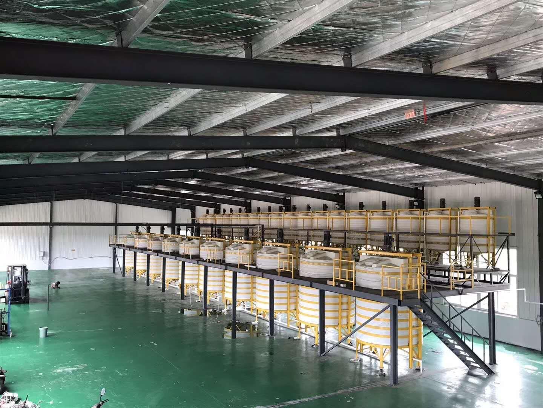 奉化1噸聚羧酸母液儲罐30立方外加劑儲罐生產廠家