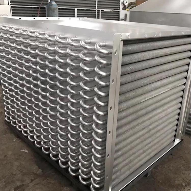 烘干翅片管散熱器 蒸汽換熱器 廠家