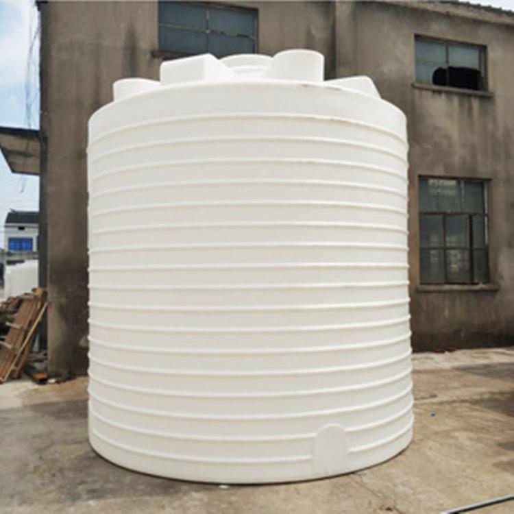 东营 塑料水箱厂家 40吨硫酸储罐PE水箱 耐酸碱