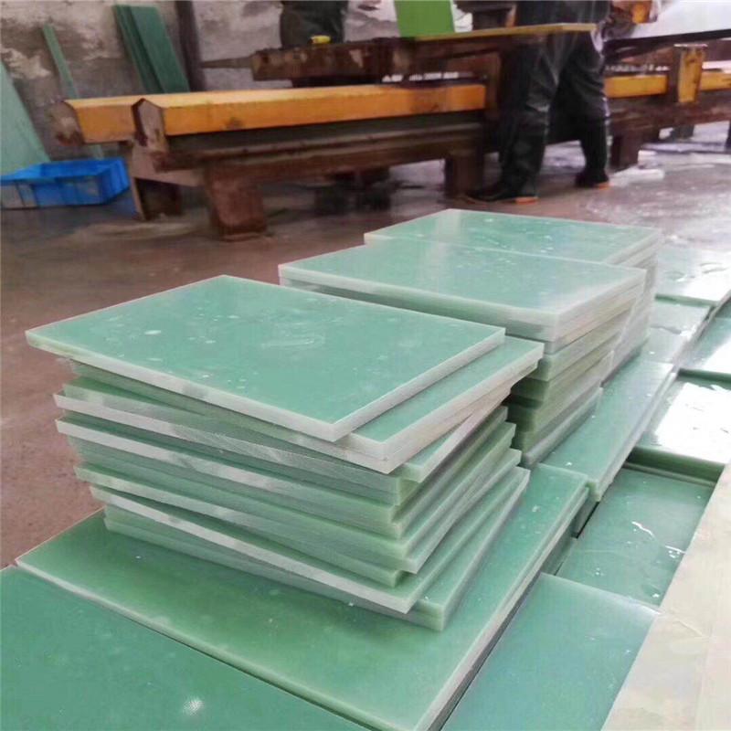 廠家供應 耐高溫黃色絕緣板環氧樹脂棒 可定制環氧棒切割絕緣板