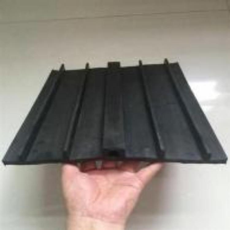 福建中埋式鋼邊橡膠止水帶 EB型320*8小背貼橡膠止水帶 木子支持定制