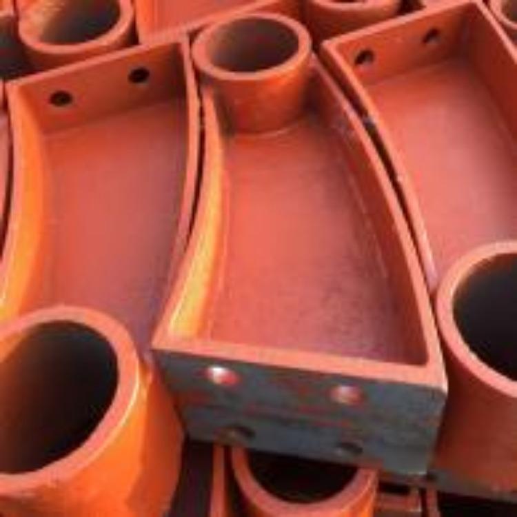 中山道路設施用護欄支架 防撞護欄支架牛角支撐架 木子行業發展
