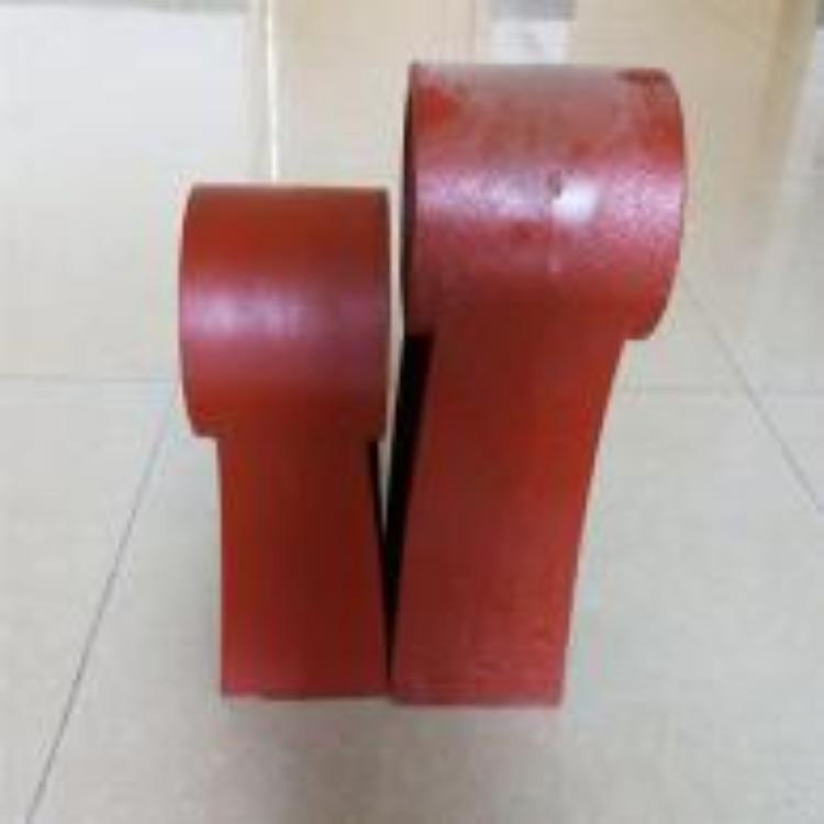 來賓雙孔橋梁防撞護欄支架 300mm高弧形防撞護欄支架 木子作用分類
