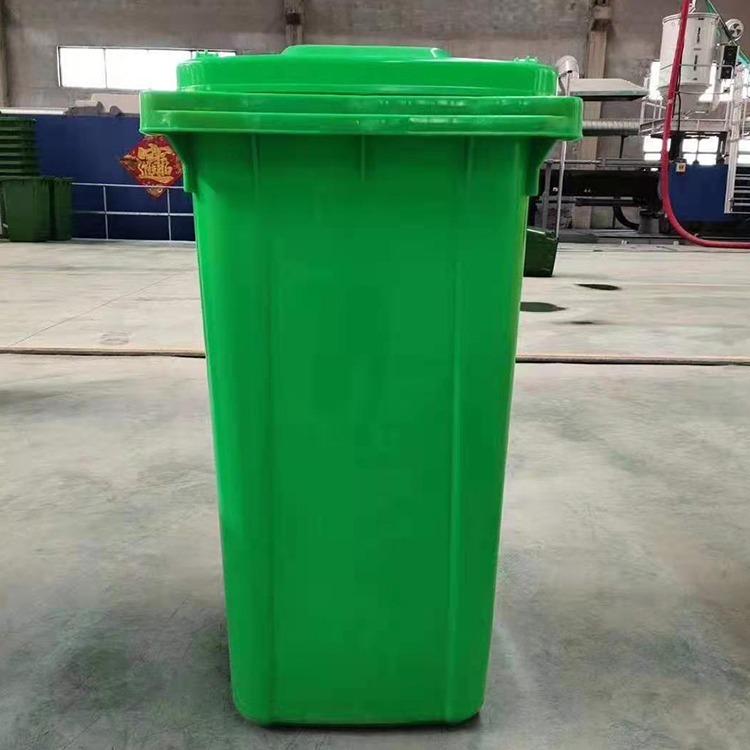 悍博手推式垃圾桶 便捷式垃圾桶 多功能垃圾桶