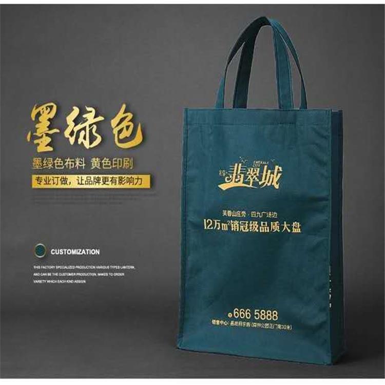 環保手提袋 無紡布袋 熱壓立體袋 展會宣傳袋