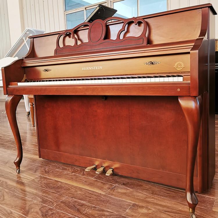 山東上門回收二手鋼琴 伯恩斯坦鋼琴  二手鋼琴