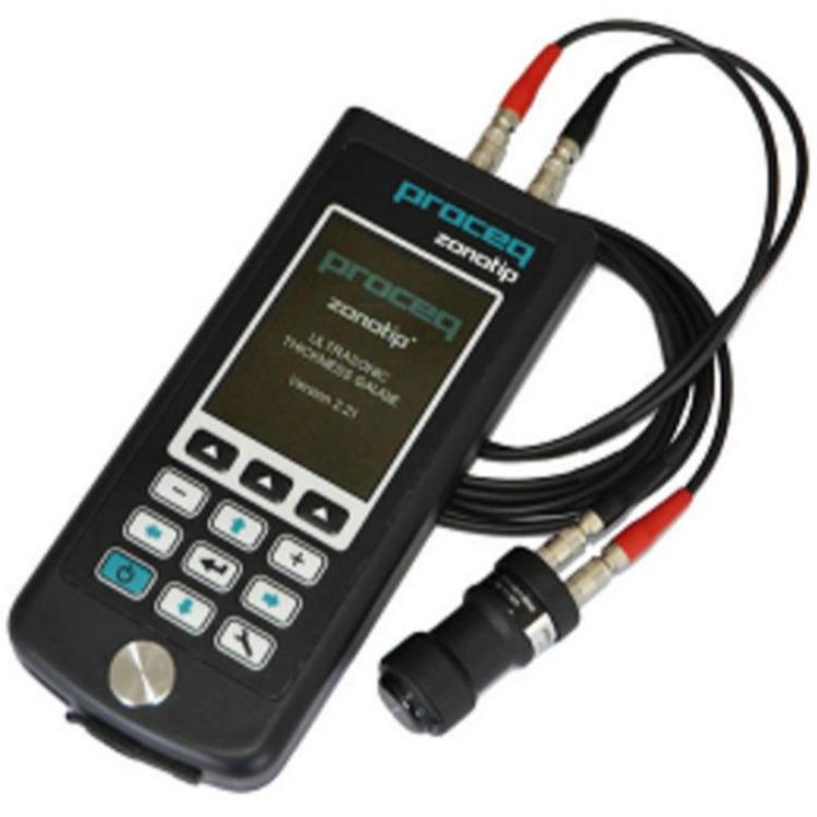瑞士Proceq博勢Zonotip+超聲波測厚儀 管道.壓力容器材料厚度檢測