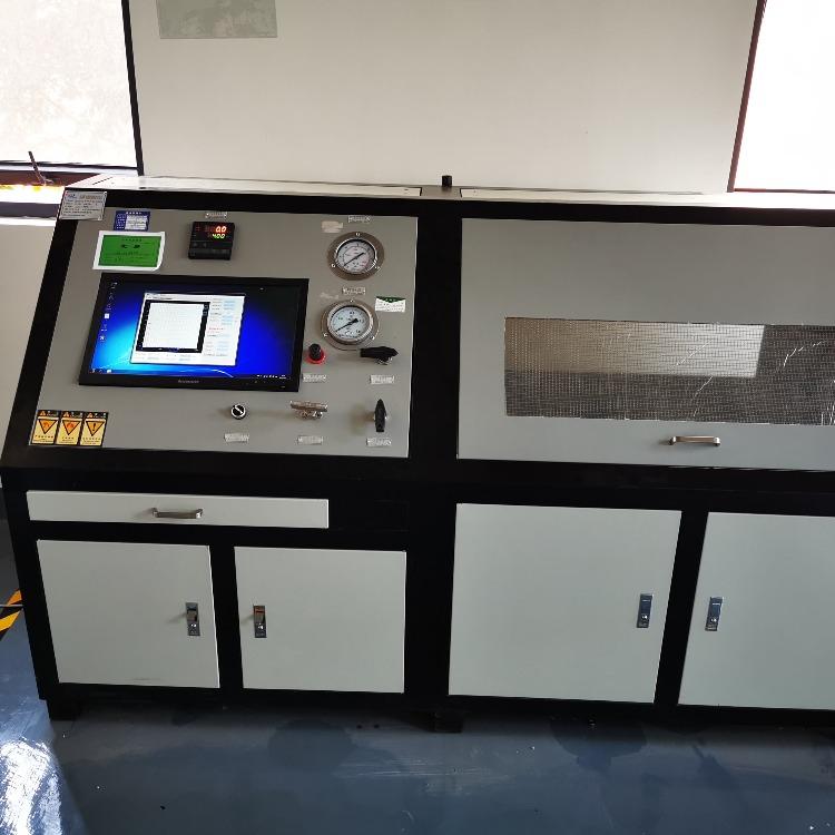 思明特-中冷器高溫壓力脈沖試驗機-中冷器脈沖試驗設備