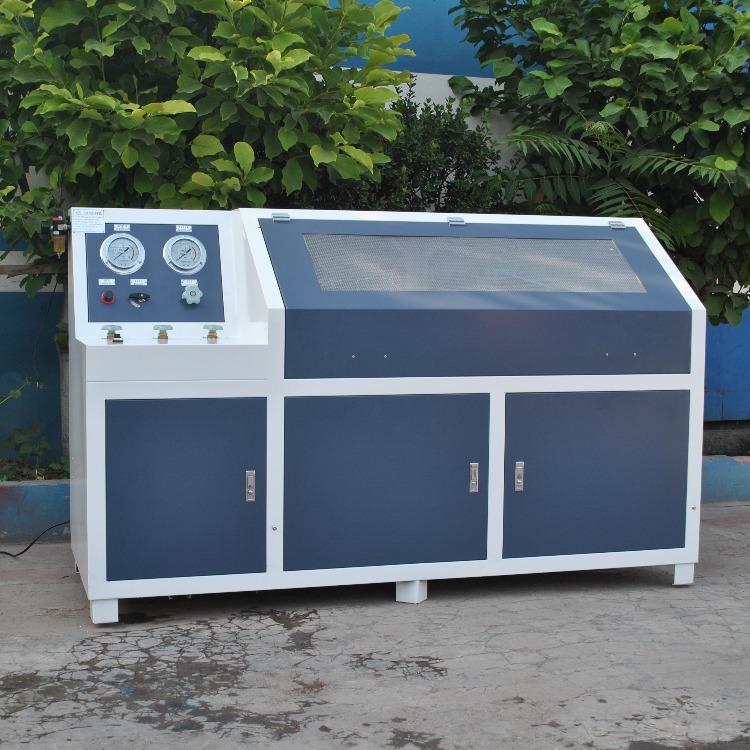 濟南思明特水泵氣密性檢測設備-殼體氣密性試驗機