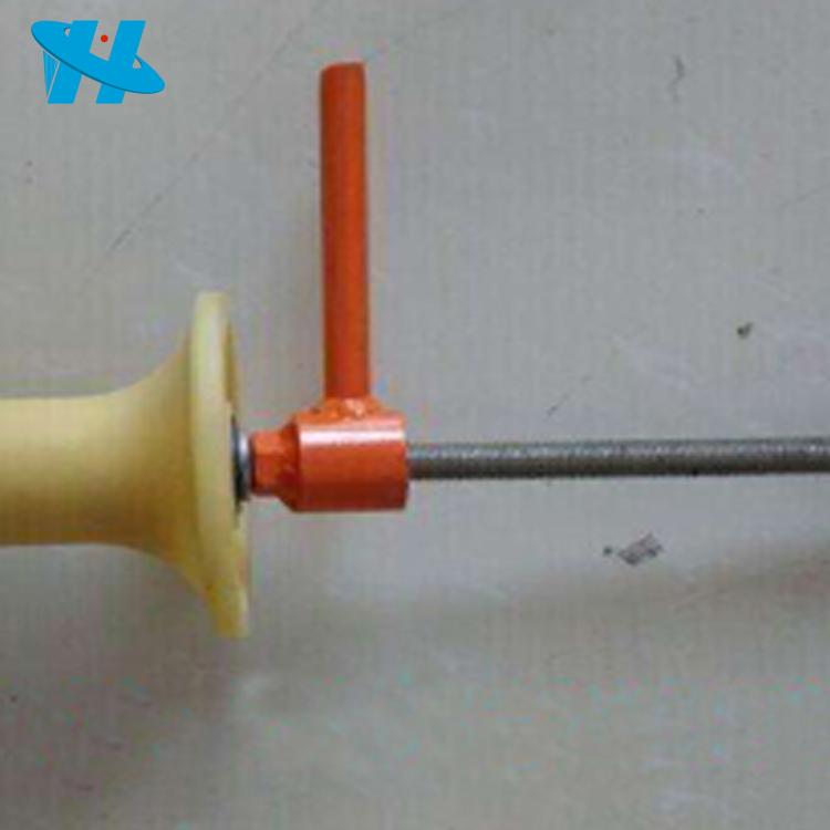 汛辰銷售 撐壁式電纜滑車 電纜保護滑車 交叉管保護滑輪