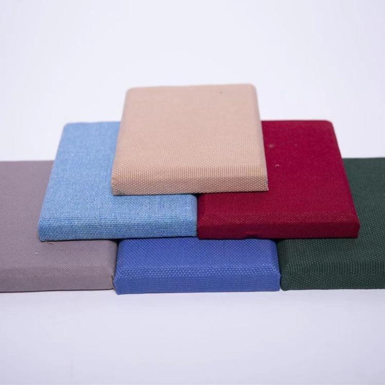 環保布藝軟包吸音板 布藝皮革吸音軟包 歐洛風 軟包吸音板