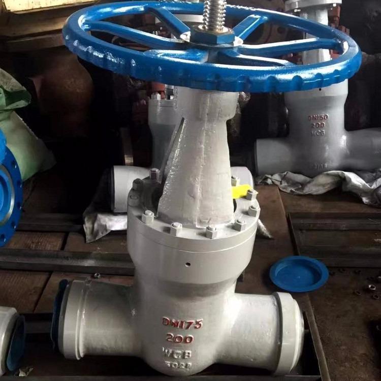 佳斯科閥門供應 高壓焊接閘閥 高溫高壓焊接閘閥廠家直銷
