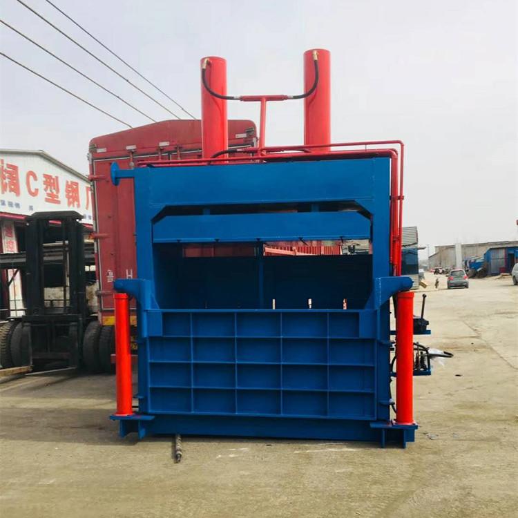 鋁合金液壓打包機300噸  雪安易拉罐鋁合金液壓打包機  金屬液壓打包機