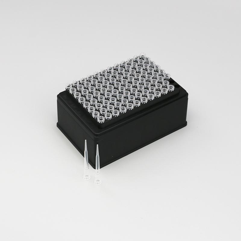 250ul Agilent 吸頭,盒裝,無菌,濾芯,低吸附