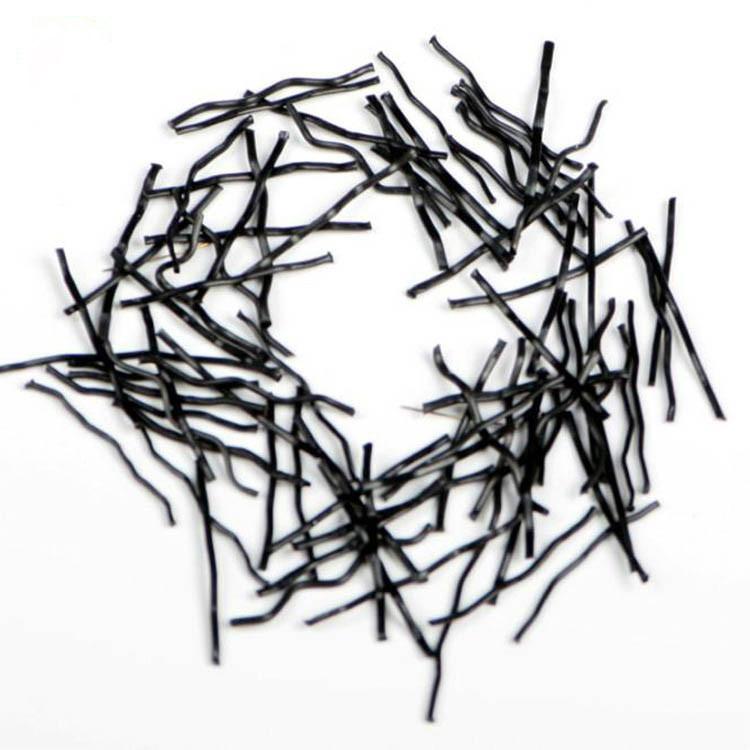 鋼纖維水泥井蓋 噴漿型鋼纖維 鋼纖維生產廠家 博創路橋銷售