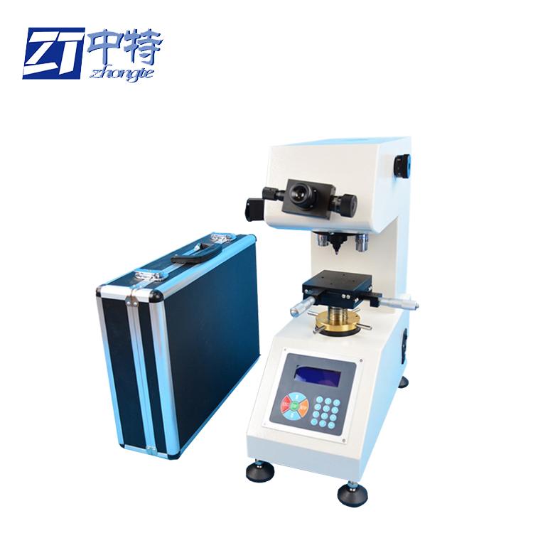 中特HV-1000自動轉塔顯微維氏硬度計 LCD顯示自動轉塔顯微維氏硬度計