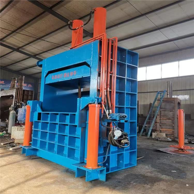 供應武漢  多功能鋁合金液壓打包機 大型立式全鋼板打包機  廠家直銷