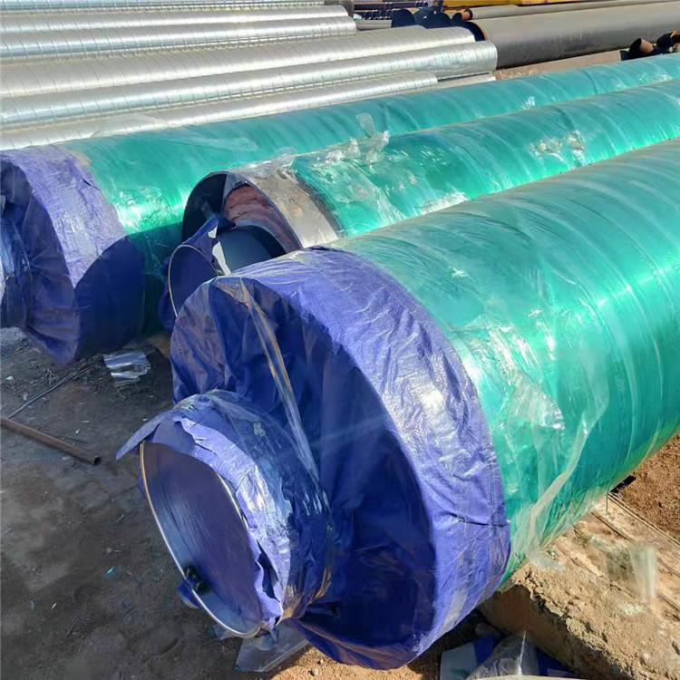 廣匯生產 熱力管道直埋保溫管 直埋蒸汽保溫鋼管 長期供應