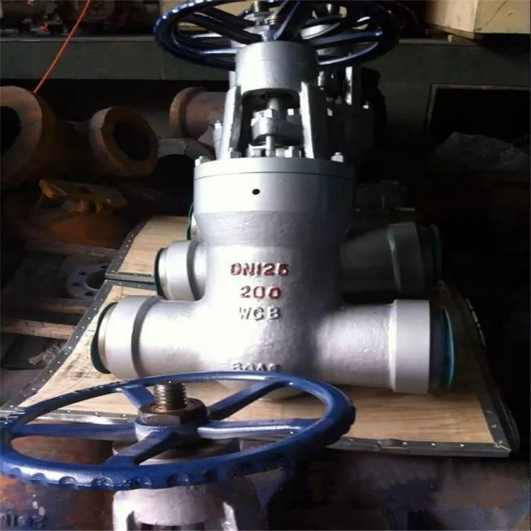 廠家直銷 佳斯科品牌Z60Y高溫高壓電站閘閥