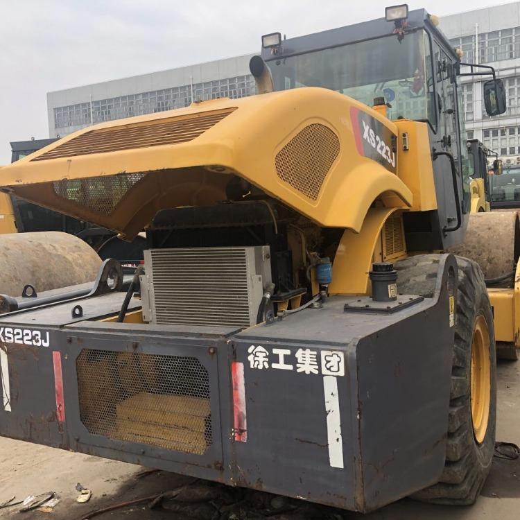二手壓路機買賣14噸16噸18噸 舊壓路機